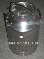 20L Stainless steel milk can/ Transport milk bucket