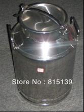 Leite em aço inoxidável pode 20L / Transporte balde de leite(China (Mainland))