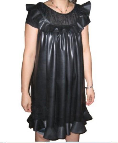 black dress wallpaper