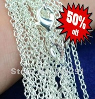 Special-C02 Promotion Special Offers Free shipping factory price wholesale 925 Silver circle chain aaca irja risa