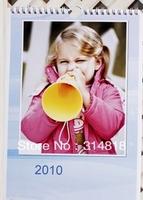 OEM full color wall calendar printing