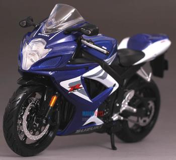 Maisto SUZUKI suzuki gsx-r 750 alloy motorcycle model gift