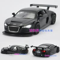 AUDI r8 super car acoustooptical WARRIOR alloy car model toy 1:32
