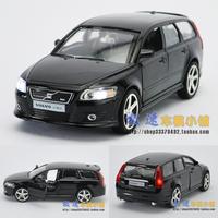 VOLVO v50 acoustooptical WARRIOR alloy car model toy