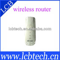 10pcs/lot free shipping 150Mps IEEE802.11b/g/n AP mode smallest & pocket wifi router