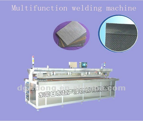 High Frequency PVC Coating Fabric Welding Machine(China (Mainland))