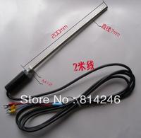Free shipping  10pcs  Thermal resistance WZP-187 pt100 temperature sensor probe
