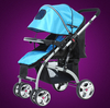 Updated Version Baby Stroller,Safe and Super Suspension, High Quality. Free use  in Winter to Summer