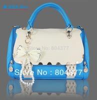 HOT sale high PU ladies' women handbag bags/totes bag/shoulder bag women Wholesale and retail free shipping SB-QT38