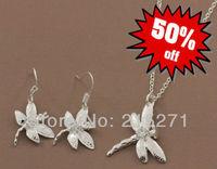 Sale-GY-PT965 Big sale Special Offers 925 silver Fashion jewelry sets wholesale 925 Silver Sets bbka jsra skaa