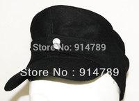 WWII GERMAN WH ELITE EM M43 PANZER WOOL FIELD CAP SIZE M-3461