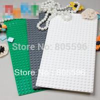 8801 baseplate compatible with lego DIY Building Block part, Loose Brick, Brick accessory, enlighten, sluban build your dream