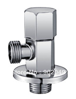 Common Style Kitchen Faucet Fittings Flushing Valves Hand Control Chrome Plated Bathroom Parts KF-9020