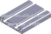 P8 80x16 XL   L1000mm 6pcs industrial Aluminium profile flat