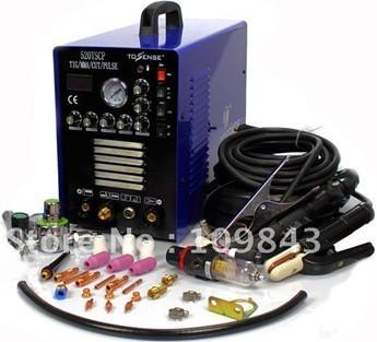 Установка для дуговой сварки DC tig/mma/cut 520TSCP установка для дуговой сварки tosense ac dc tig mma cut 3 1 super200p