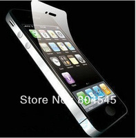 Free shipping cheap 100 Pcs New clear Screen Protector Flim for Apple iPhone 5 5G 5th Wholeseller P04