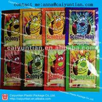 eight kind flavor of scooby snax potpourri  bag 4g