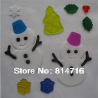 Free shipping window gel sticker