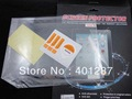 DHL Free-500pcs/lot Ultra crystal clear screen protector film For Samsung Galaxy Tab 2 P5100 No Retail Package