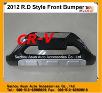 For Car Body kit CRV 2012 R.D Style Front Bumper Guard