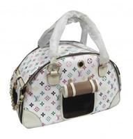 Quality pet bag dog pack pet suitcase pet egregiousness bag teddy messenger bag