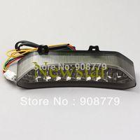 Free Shipping Motorcycle Tail Light for Yamaha R1 02-03 Smoke