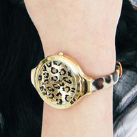 Bea accessories sexy temptation leopard print female watch bbfk004