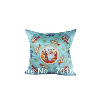 FREE SHIPPING cushion cover 45*45cm -- Jeu des Omnitus et des dames blanches