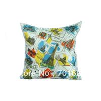 FREE SHIPPING cushion cover 45*45cm -- Paris