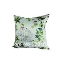 FREE SHIPPING cushion cover 45*45cm -- Tree