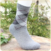 20pcs=10pairs/lot men winter warm socks , free shipping, AEP14-M1210