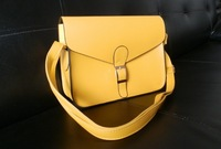 Sales promotion..New Korea style.Pu leather Messenger Bags,fashion ladies' bags.High Quality shoulder bag.. Free Shipping