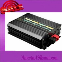 free shippingPure Sine Wave Power Inverter 2000W Peak 4000W DC 12V to AC 240V power converter with battery charger function