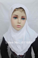 S303 new design small girl hijab scarf