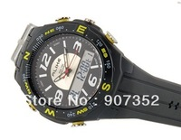 ALIKE AK1171 Multi-function LCD Display Digital & Analog Watch,free shipping