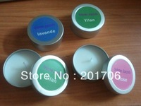4 in 1 Massage Candle Massage oil - ( B013 - Santal )