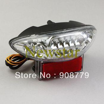 Motorcycle Tail Light for Suzuki HAYABUSA 1300 99-07 KATANA 600/750 03-07 Clean Free Shipping