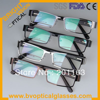 2012 Newest fashion style 1143 Man's Metal eyeglasses optical glasses