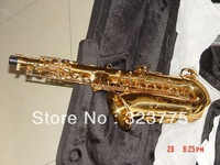 NEW Gold LACQUER Selmer YAS54 alto saxophone with case wholesale saxophone from china