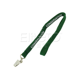 10mm custom imprinted tube lanyards(China (Mainland))
