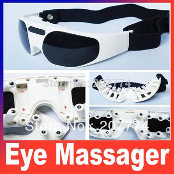 wholesale Electric Health Massager Small Massor ergonomic design, eye massager Free Shipping