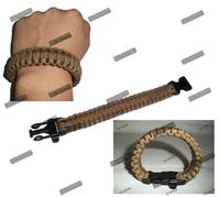 tactical Belt outdoor rope belt tan