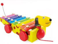 FREE SHIPPING  Children's musical instrument toy blocks piano educational toys