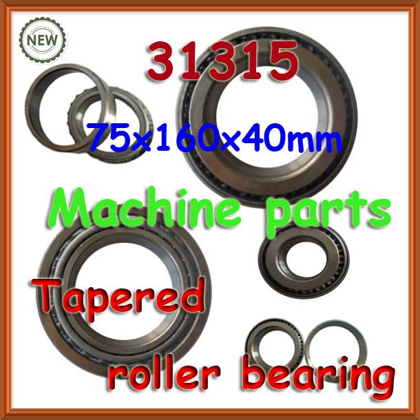 75mm wheel 31315 tapered roller bearing 75*160*40 75x160x40mm T7GB075 27315E taper bearing(China (Mainland))