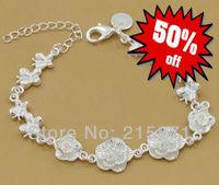 Sale-GY-PB081 Promotion Special Offers 925 silver Fashion jewelry wholesale 925 Silver Bracelet avva jnca sela