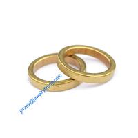 2000 PCS Raw Brass Circle 12*2*1.2mm  copper Rings fashion jewelry findings jewellry Conntctors Quoit