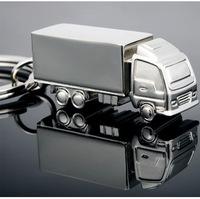 Manufacturers selling new strange truck key key chain creative alloy key pendant gift key ring
