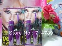 new makeup  Mascara Volume Express Colo SSAL Mascara THE VOLUME Mascara  free china post air mail (48pcs / lot )