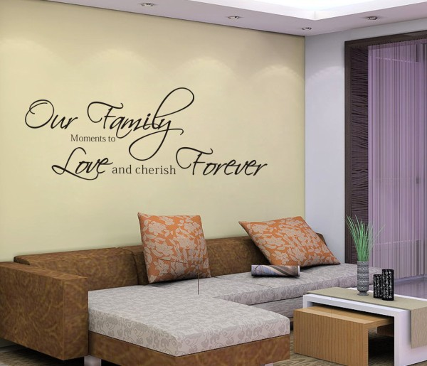 family quotes wall decals quotesgram