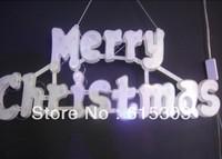 wedding decoration LED merry christmas  light /decoration christmas tree with led light